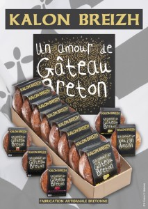 AFFICHE - UN AMOUR DE GATEAU BRETON - 1280 pixels hauteur